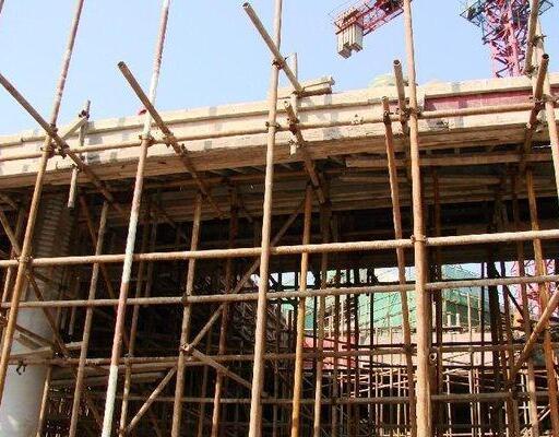 上海钢管脚手架搭建公司