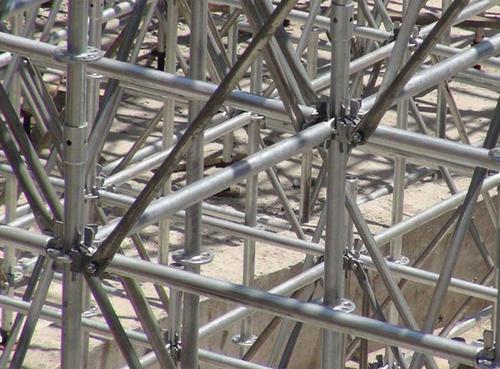 上海钢管脚手架搭建哪家好