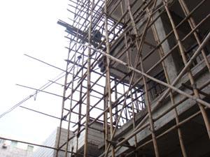 上海毛竹脚手架搭建公司